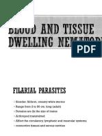Blood and Tissue Nematodes (1)