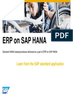 ABAP on SAP HANA – Optimization of Custom ABAP Codes for SAP HANA- Presentation-20