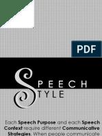 Speech-Style.pptx
