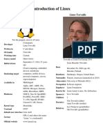A Brief History of Linux