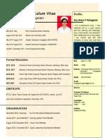 CV Suy Grace Terbaru