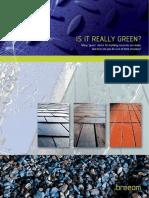 BRE Materials Brochure