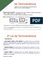 Aula 5 - 2a Lei Da Termodinamica 2Opc.