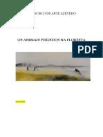 Francisco Duarte Azevedo - Os Animais Perdidos na Floresta