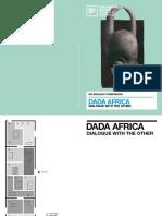 BG Dada Afrika Begleitheft ENG