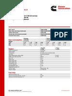 15kva Data Sheet