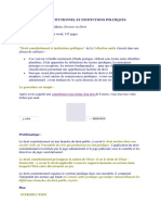 d.c Et i.p Programme