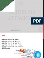 Modelos Atómicos Fisica