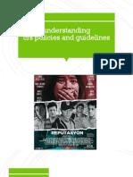 Understanding CRS Policies