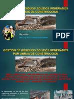 Residuos Solidos en La Construccion