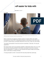 Flights for Special Needs 37628 Article Only
