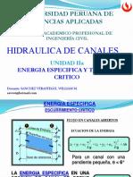 Unidad Iia-hidrad Canales
