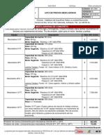 M1-G04 Lista de Precios Fecon 2016