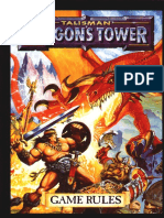 Talisman 3rd Edition - Dragon's Tower - Rules