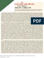 Chapter 6 Section 10. - 1 John 2_19