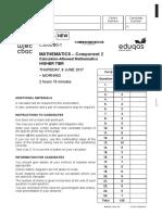 Gcse Calculater 2017