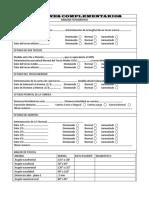 EXAMENES COMPLEMENTARIOS _ ORTODONCIA