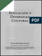 Educación y Diversidad Cultural