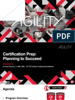 F5 certification prep planning to succeed