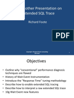 Database Performance Tuning and Optimization Using Oracle