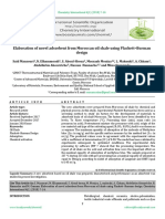 Elaboration of novel adsorbent from Moroccan oil shale using Plackett–Burman design