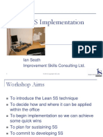 5s Office Implementation