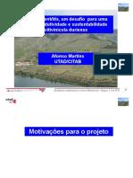 Projeto GreenVitis, Um Desafio Para Uma Melhor Produtividade e Sustentabilidade Do Sistema Vitivinícola Duriense. Afonso Martins UTAD_CITAB