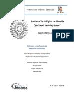 Maquinas de Fluidos Incompresibles, Definición y Clasificación
