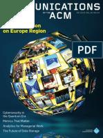CACM Communications of ACM 2019 April 04