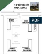 Plano de Ubicacion Cetpro Nopoki - Croquis