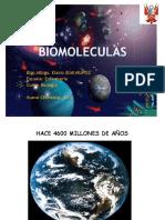 3. Clase Biomoleculas