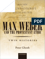 Peter Ghosh - Max Weber and 'The Protestant Ethic'_ Twin Histories-Oxford University Press (2014).pdf