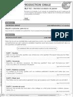 Delf Scolaire France a2 Exemple4 Examinateur