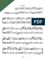 Scarlatti, Domenico-Sonata K.163