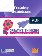 Creativity Training Guide