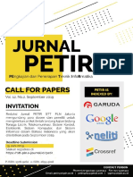 Poster Call for Paper