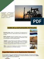 1,2, 3partes Explotacion Petrolera