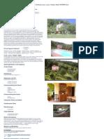 The Pink Villa - Ferienhaus für 13 Personen in Lucca, Toskana