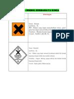 Simbol Berbahaya Kimia Smt.2
