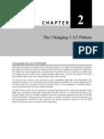Changing CAT Exam Pattern