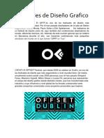 Festivales de Diseño Grafico