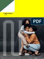 Nexford MBA Brochure 2019