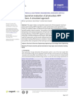 Comparative evaluation of photovoltaic MPP trackers A simulated approach_2.pdf