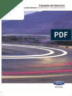 Manual Servicio Oficial Ford