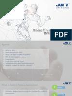 Driving Process Improvement Through Automation | Webinar