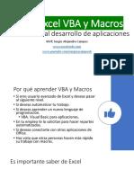 Curso Excel VBA y Macro - Cap°tulo 1