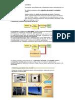 Elementos de Un Sistema Automatico
