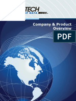 Company Brochure Comptech