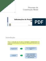 6 - Informações Do Projeto Para a Construção