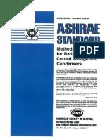 ASHRAE Satandard 23 2003